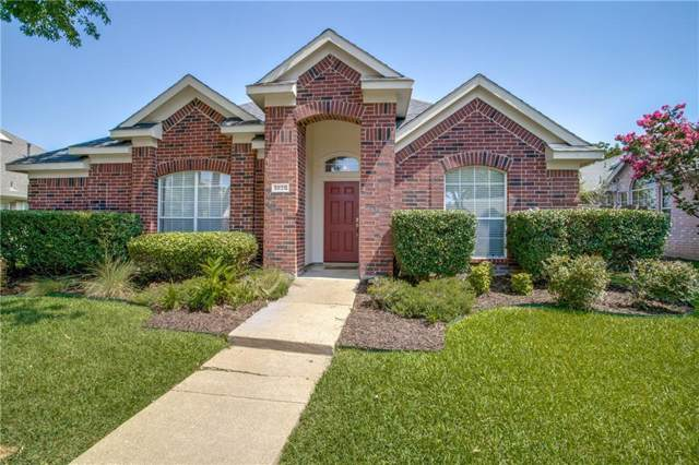 3825 Rolling Hills Drive, Plano, TX 75025 (MLS #14132565) :: Lynn Wilson with Keller Williams DFW/Southlake
