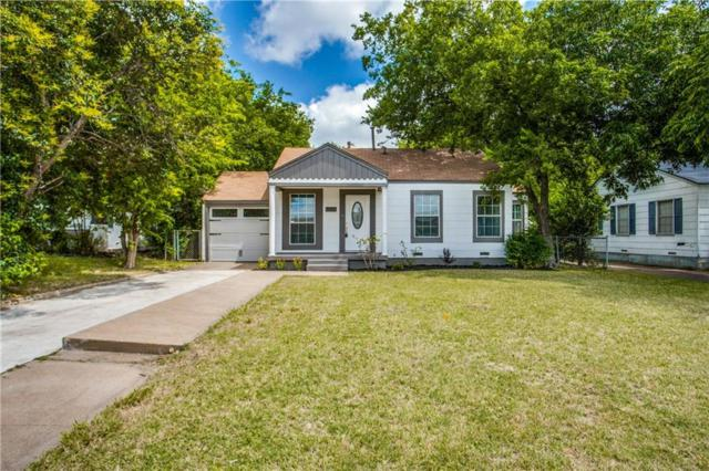 5624 Birchman Avenue, Fort Worth, TX 76107 (MLS #14132587) :: Real Estate By Design