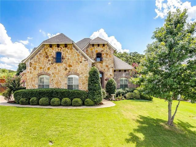701 Falls Creek Court, Burleson, TX 76028 (MLS #14132589) :: RE/MAX Town & Country