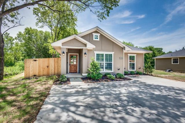 1013 G W Jackson Avenue, Corsicana, TX 75110 (MLS #14132645) :: RE/MAX Town & Country