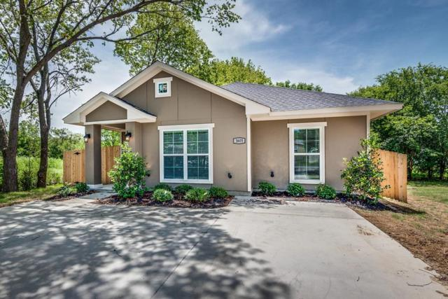 1306 G W Jackson Avenue, Corsicana, TX 75110 (MLS #14132753) :: RE/MAX Town & Country
