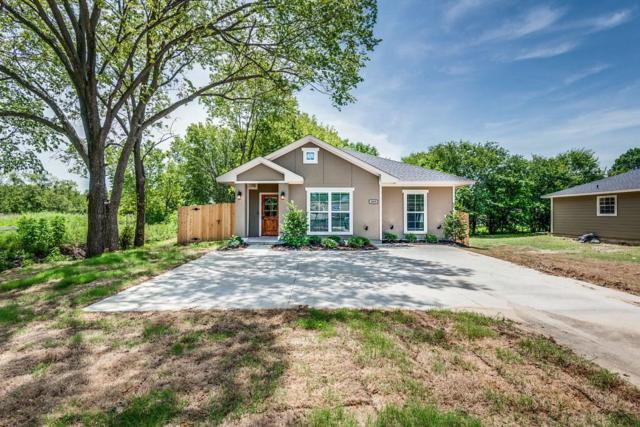 1409 G W Jackson Avenue, Corsicana, TX 75110 (MLS #14132760) :: Kimberly Davis & Associates