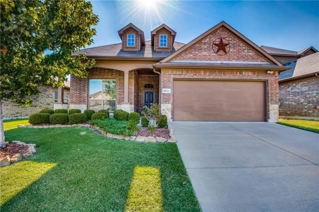4632 Sleepy Meadows Drive, Fort Worth, TX 76244 (MLS #14132767) :: Lynn Wilson with Keller Williams DFW/Southlake