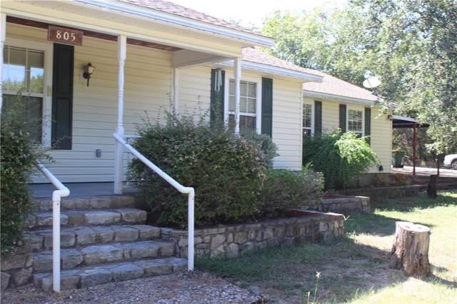805 Rock Harbor Drive, Granbury, TX 76048 (MLS #14132770) :: Potts Realty Group