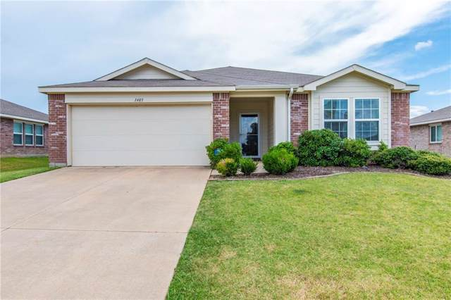 1405 Feather Crest Drive, Krum, TX 76249 (MLS #14132827) :: RE/MAX Town & Country
