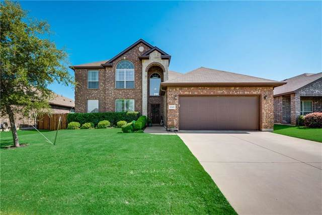 5329 Thornbush Drive, Fort Worth, TX 76179 (MLS #14132874) :: Lynn Wilson with Keller Williams DFW/Southlake