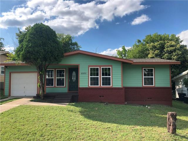 4816 Flagstone, Fort Worth, TX 76114 (MLS #14132875) :: The Real Estate Station