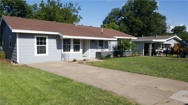 4917 Lubbock Avenue, Fort Worth, TX 76115 (MLS #14132877) :: RE/MAX Town & Country