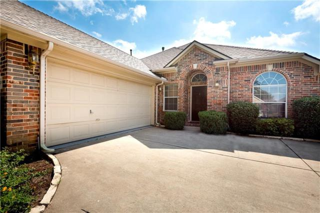 8394 Davis Drive, Frisco, TX 75036 (MLS #14132931) :: RE/MAX Town & Country