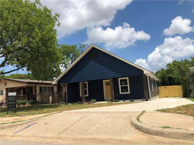 3104 Prairie Avenue, Fort Worth, TX 76106 (MLS #14132953) :: Lynn Wilson with Keller Williams DFW/Southlake