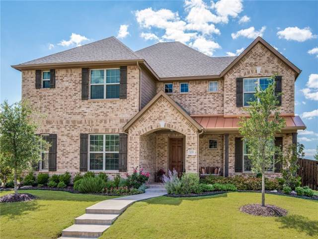 1221 Paden Lane, Prosper, TX 75078 (MLS #14132954) :: Kimberly Davis & Associates