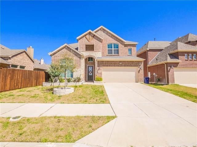 1051 W Horsemint Drive, Little Elm, TX 75068 (MLS #14133004) :: Lynn Wilson with Keller Williams DFW/Southlake