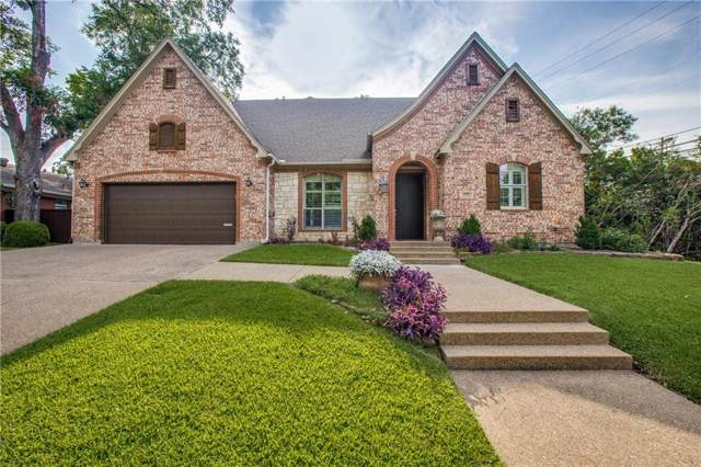 9408 Green Terrace Drive, Dallas, TX 75220 (MLS #14133021) :: RE/MAX Town & Country