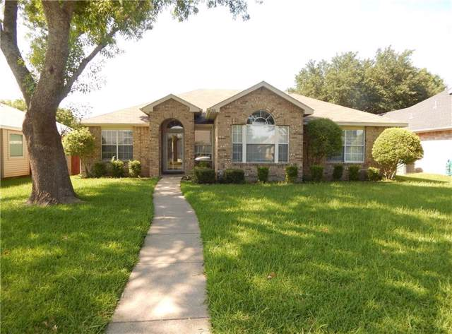 808 Dawson Street, Cedar Hill, TX 75104 (MLS #14133147) :: The Rhodes Team