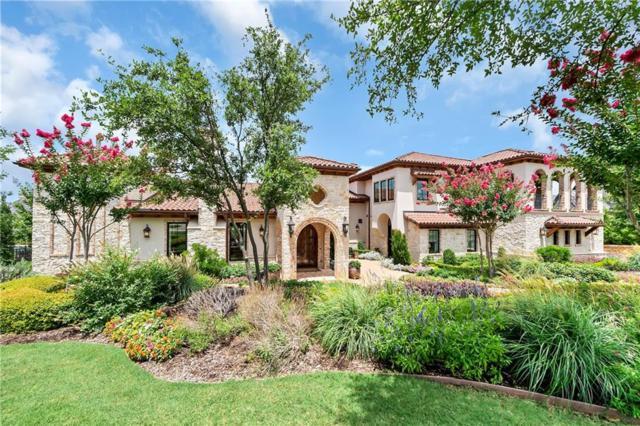 1405 Post Oak Place, Westlake, TX 76262 (MLS #14133190) :: All Cities Realty