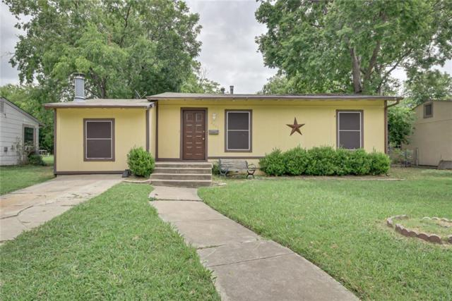 4401 Rogers Avenue, Fort Worth, TX 76133 (MLS #14133191) :: RE/MAX Town & Country