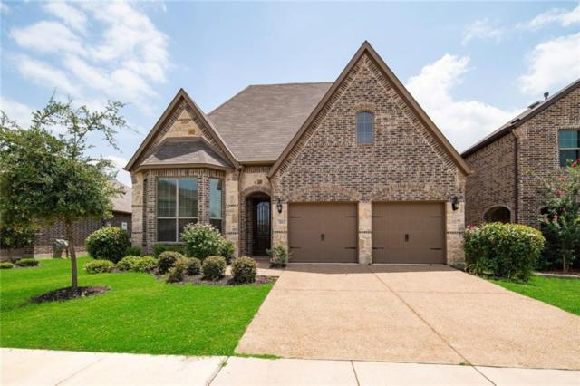812 Lake Meadow Lane, Little Elm, TX 75068 (MLS #14133199) :: RE/MAX Town & Country