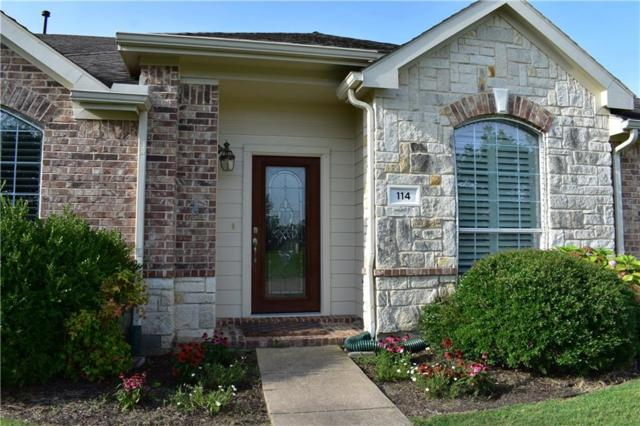 114 Palomino Drive, Fate, TX 75087 (MLS #14133273) :: RE/MAX Town & Country