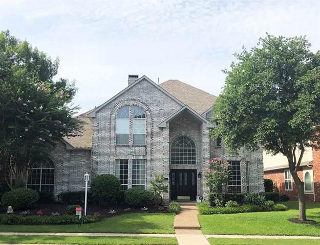 6312 Woodway Lane, Plano, TX 75093 (MLS #14133278) :: Lynn Wilson with Keller Williams DFW/Southlake