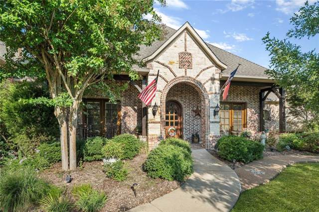 5480 Oak Bend Trail, Celina, TX 75078 (MLS #14133281) :: RE/MAX Town & Country