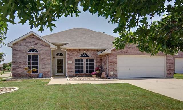 1212 Stacy Court, Denton, TX 76209 (MLS #14133303) :: Kimberly Davis & Associates