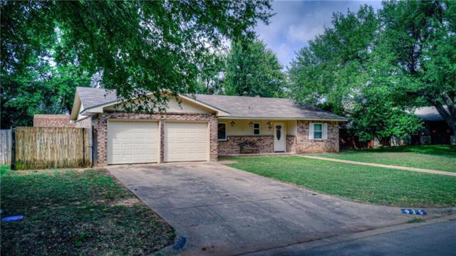 925 Lake Ridge Drive, Azle, TX 76020 (MLS #14133306) :: RE/MAX Town & Country