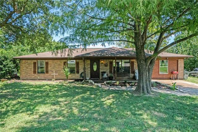 221 Ladybird Lane, Reno, TX 76020 (MLS #14133308) :: RE/MAX Town & Country