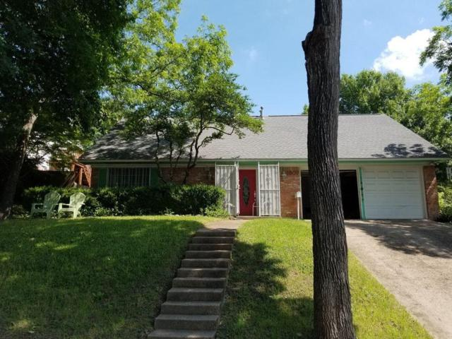 1607 Windchime Drive, Dallas, TX 75224 (MLS #14133313) :: RE/MAX Town & Country