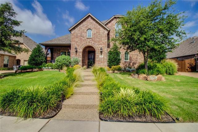 850 Blue Ridge Drive, Prosper, TX 75078 (MLS #14133319) :: RE/MAX Town & Country