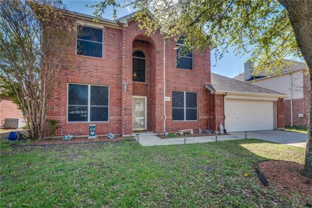 3106 Poplar Hill Trail, Mansfield, TX 76063 (MLS #14133324) :: The Tierny Jordan Network