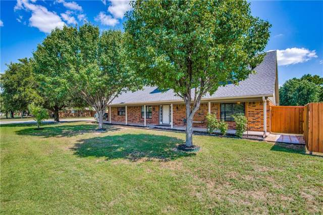 1000 Meadows Drive, Corinth, TX 76208 (MLS #14133353) :: Lynn Wilson with Keller Williams DFW/Southlake