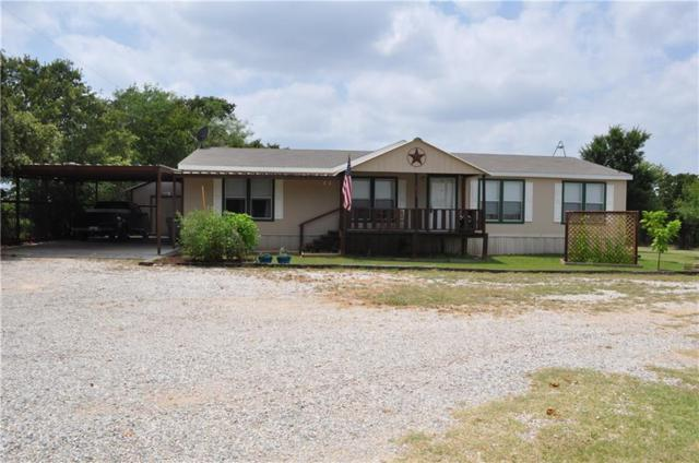 1160 Lamkin Road, Mineral Wells, TX 76067 (MLS #14133362) :: The Heyl Group at Keller Williams