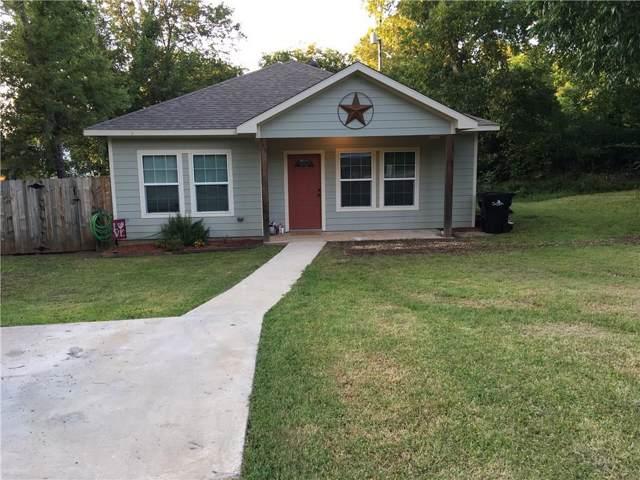 319 E Shepherd Street, Denison, TX 75021 (MLS #14133424) :: RE/MAX Town & Country