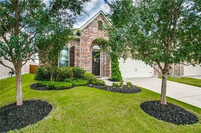 5529 Centeridge Lane, Mckinney, TX 75071 (MLS #14133432) :: The Heyl Group at Keller Williams
