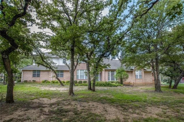 807 Holly Hill Road, Mineral Wells, TX 76067 (MLS #14133433) :: Kimberly Davis & Associates