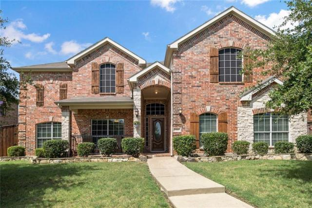 13883 Dutch Hollow Drive, Frisco, TX 75033 (MLS #14133475) :: Lynn Wilson with Keller Williams DFW/Southlake