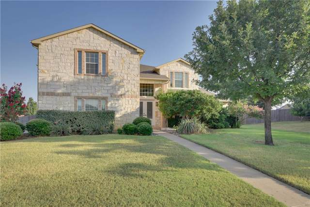 1401 Sonoma Drive, Kennedale, TX 76060 (MLS #14133503) :: The Rhodes Team