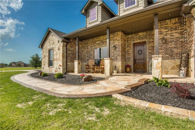 3161 Creekside Drive, Ponder, TX 76259 (MLS #14133509) :: Kimberly Davis & Associates