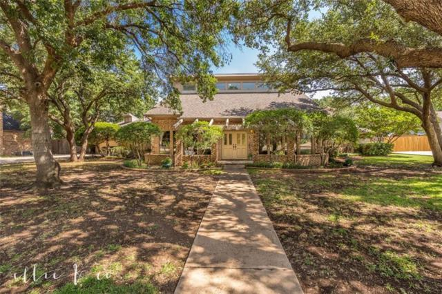 2126 Gathright Drive, Abilene, TX 79606 (MLS #14133519) :: RE/MAX Town & Country