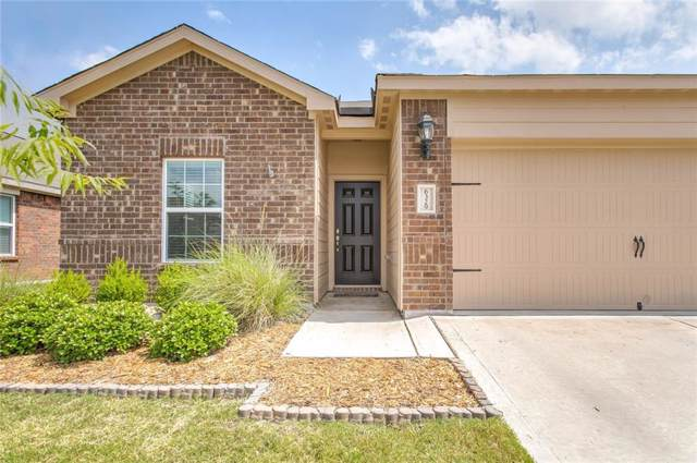 6329 White Jade Drive, Fort Worth, TX 76179 (MLS #14133530) :: RE/MAX Town & Country