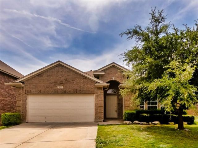 5832 Barrier Reef Drive, Fort Worth, TX 76179 (MLS #14133533) :: Real Estate By Design
