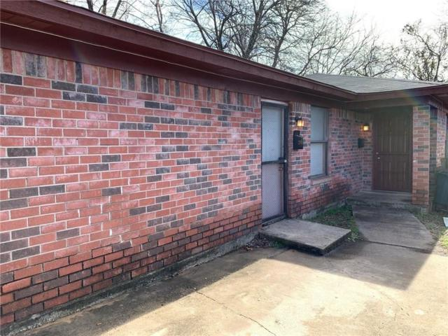 2904 Ennis Avenue, Fort Worth, TX 76111 (MLS #14133541) :: Kimberly Davis & Associates