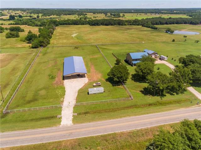 15256 S Fm 372, Valley View, TX 76272 (MLS #14133565) :: All Cities Realty