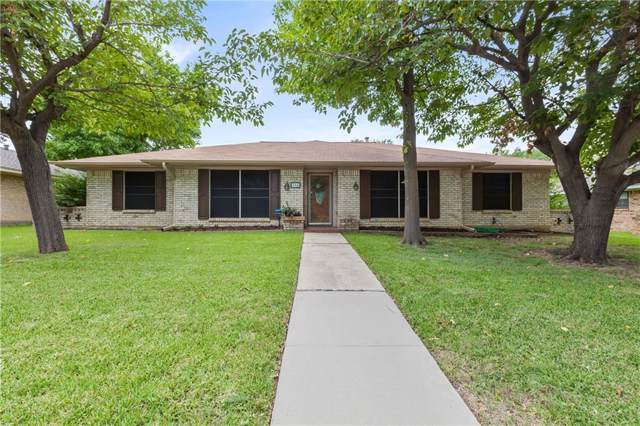 714 N Old Orchard Lane, Lewisville, TX 75077 (MLS #14133571) :: Lynn Wilson with Keller Williams DFW/Southlake