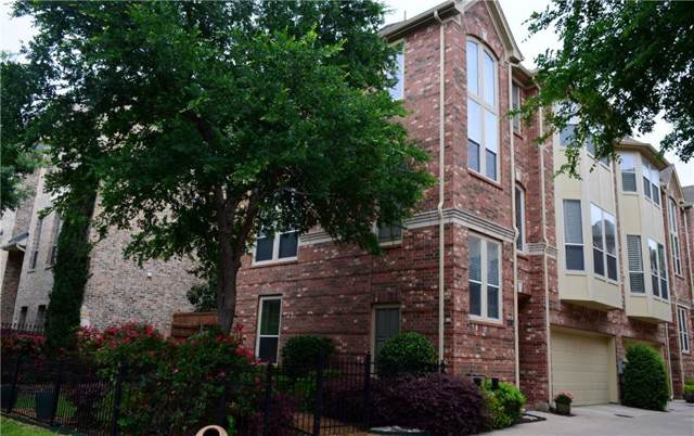 4330 Holland Avenue #8, Dallas, TX 75219 (MLS #14133589) :: Kimberly Davis & Associates