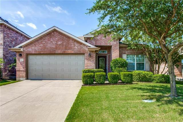 907 Johnson City Avenue, Forney, TX 75126 (MLS #14133592) :: RE/MAX Town & Country