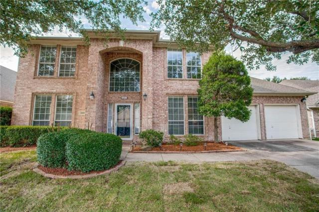 3520 Stone Creek Lane S, Fort Worth, TX 76137 (MLS #14133606) :: RE/MAX Town & Country