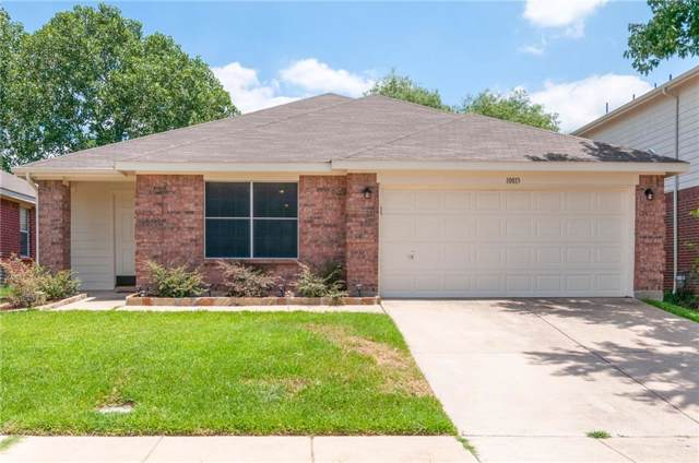 10813 Fawn Valley Drive, Fort Worth, TX 76140 (MLS #14133607) :: RE/MAX Town & Country