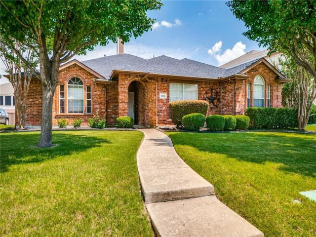 126 Blanchard Drive, Rockwall, TX 75032 (MLS #14133612) :: RE/MAX Town & Country