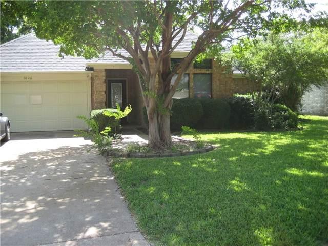 1026 N Fannin Street, Rockwall, TX 75087 (MLS #14133628) :: RE/MAX Town & Country